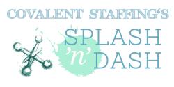 Covalent Staffing's Splash 'n Dash 5K