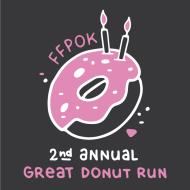 The 2nd Annual Great Donut Run at Fleet Feet Poughkeepsie