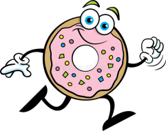 Hastings Borough Police Donut Dash 5K/Walk