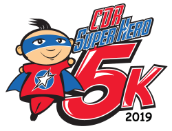 CDR SuperHero 5K