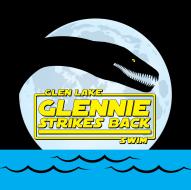 Glen Lake Swim: Glennie Strikes Back