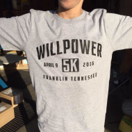 WillPower 5K