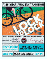 26th Annual Lock to Lock Ride
