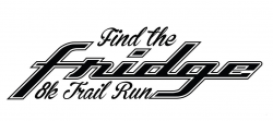 Find The Fridge 8k Trail Run