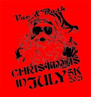 Vac & Dash Christmas in July 5K Walk/Run