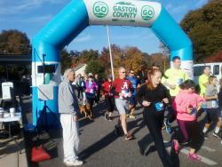 5th Annual Dannie Benjamin Memorial Belmont 5K Run/Walk
