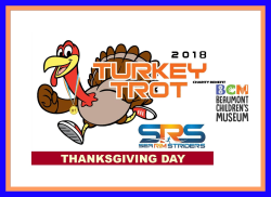 28th Annual Sea Rim Striders' 2018 Turkey Trot 5K/10K/Kids K