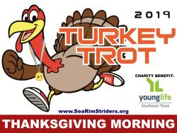 Sea Rim Striders' Annual Turkey Trot 5K | 10K | Kids K