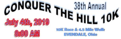 Conquer the Hill 10k