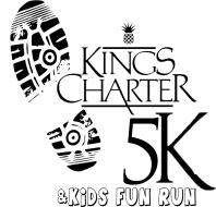 Kings Charter 5K - August 20, 2016