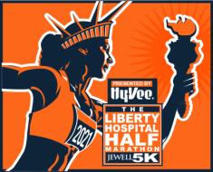 Liberty Hospital Half Marathon/Jewell 5K
