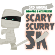 3rd Annual Scary Scurry 5K