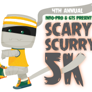 4th Annual Scary Scurry 5K