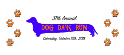 37th Annual Dog Days Run