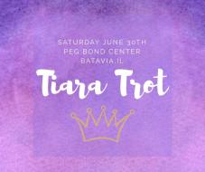 Tiara Trot for Victoria's Voice