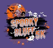 Spooky Bluff 5K Run/Walk