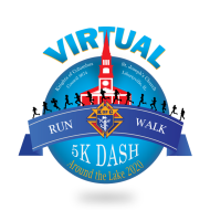 6TH Annual 'Virtual' Dash Around the Lake