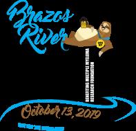 Brazos River 0.5K Logo