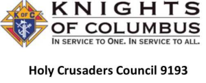 Knights of Columbus Holy Crusaders Council 9193