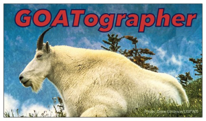 GOATographer