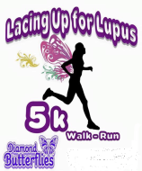 Lacing Up For Lupus