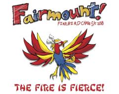 Fairmount Firebird Chase 5K