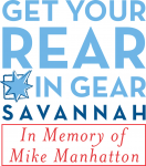 Get Your Rear in Gear Savannah