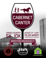 Cabernet Canter Cross Country 5k/10k