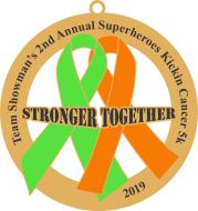Team Showman's 3rd Annual Superheroes Kickin Cancer 5k Run/Walk
