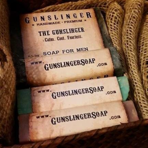 Gunslinger Soap