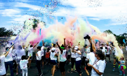 Color Run 2020 Dates.Lhs Class Of 2020 3rd Annual Color Run