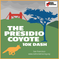 The Presidio Coyote 10k Dash