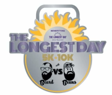 3rd Annual Beard Vs Beans Longest Day 5K/10K/0.5k