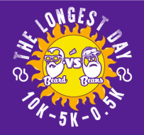 3rd Annual Beard Vs Beans Longest Day 5K/10K/0.5k (Virtual)