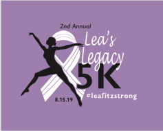 Lea's Legacy 5K Run/1 Mile Walk
