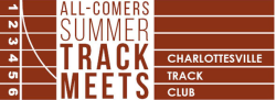 All-Comers Summer Track Meets