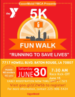 Running To Save Lives 5K