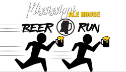 Mississippi Ale House Beer Run Relay