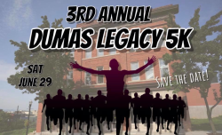 Dumas Legacy 5K Run