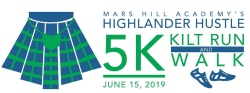 Highlander Hustle 5k Kilt Run/Walk