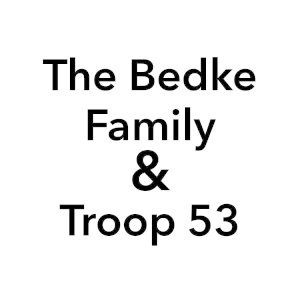 Bedke Family & Troop 53
