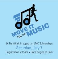 Move It for the Music 5K