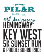 Hemingway 5K Sunset Run & Paddleboard Race