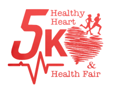 Healthy Heart 5K Run/Walk And Health Fair