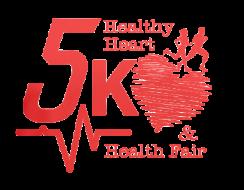 Healthy Heart 5K Run/Walk And Health Fair