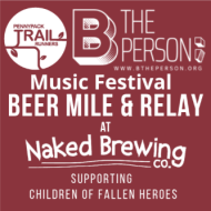 Pennypack Trail Runners - Charity Music Festival, Beer Mile,  and Relay at Naked Brewing Company