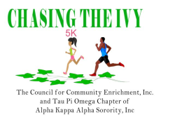 Chasing the Ivy 5K Fun Run