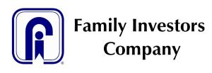 Family Investors Company
