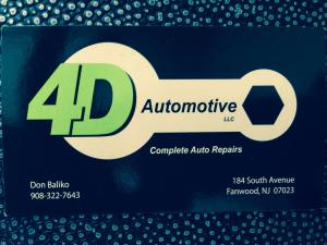 4D Automotive