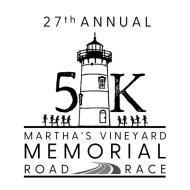 27th Annual Martha's Vineyard Memorial (Virtual) Road Race 5K